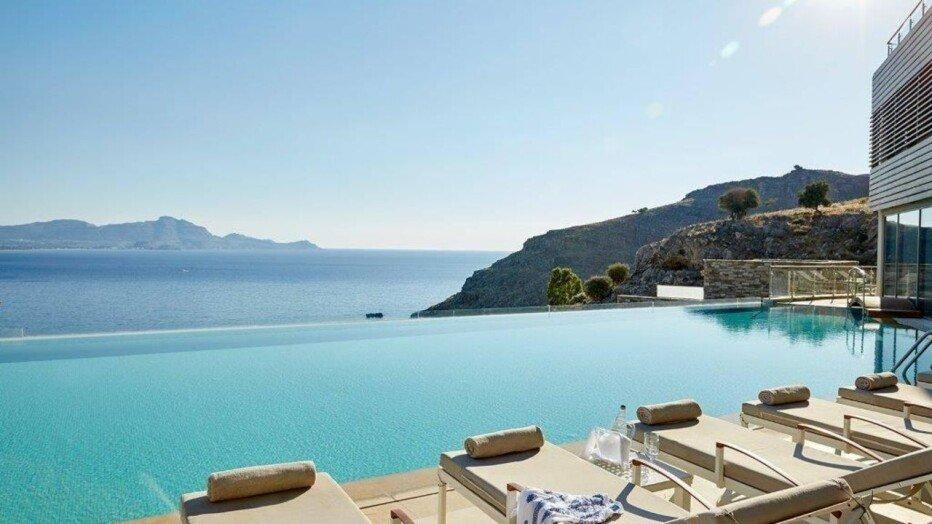 Hotel infinity pool  Top 25 Infinity Pools - Diese Hotels haben die schönsten Endlos-Pools