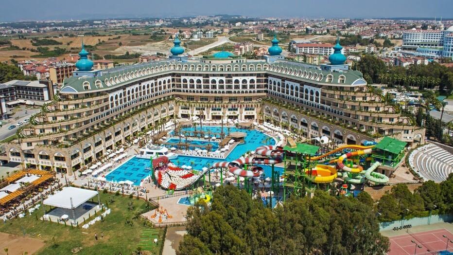 Hotels mit Wasserrutschen • Reisen & Hotels bei HolidayCheck