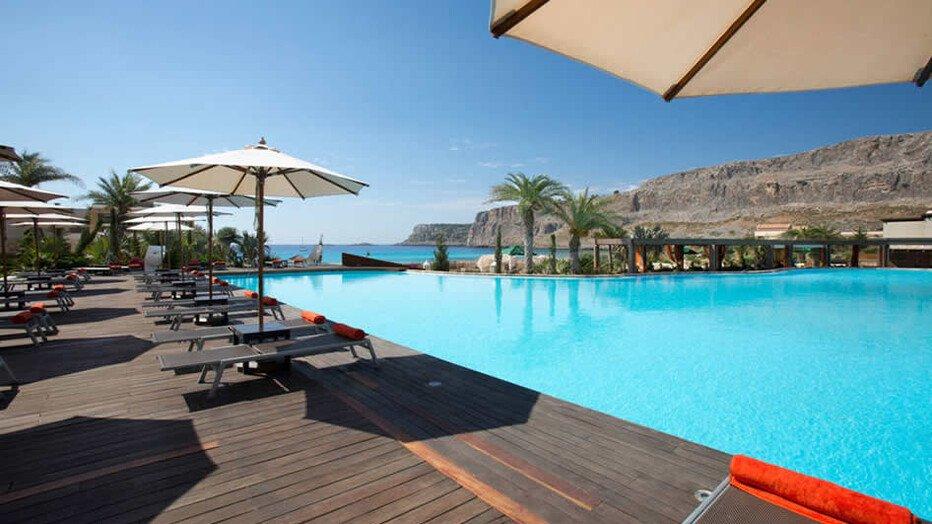 Award gewinner 2018 rhodos in griechenland holidaycheck for Top hotels griechenland