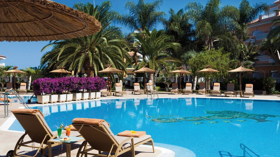 Die besten award hotels f r ihren badeurlaub 2017 in for Designhotel teneriffa