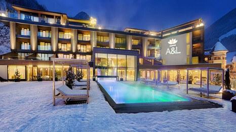 Skiurlaub award gewinner 2018 s dtirol italien for Skiurlaub designhotel