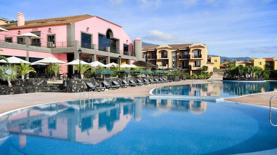 Hotel Las Olas Auf La Palma