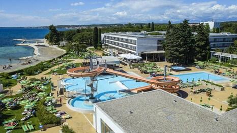 Die besten award hotels f r ihren wasserrutschenurlaub for Designhotel kroatien