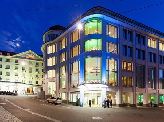 Einstein St.Gallen Hotel Congress Spa