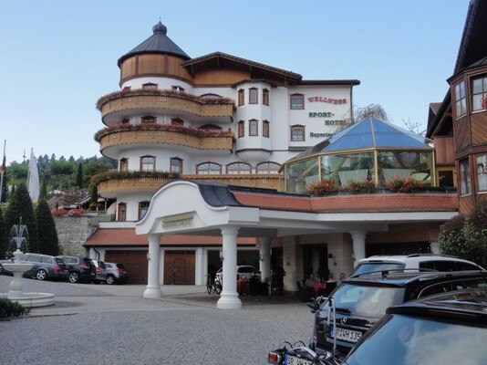 Wellness & Golf Resort Bayerischer Hof