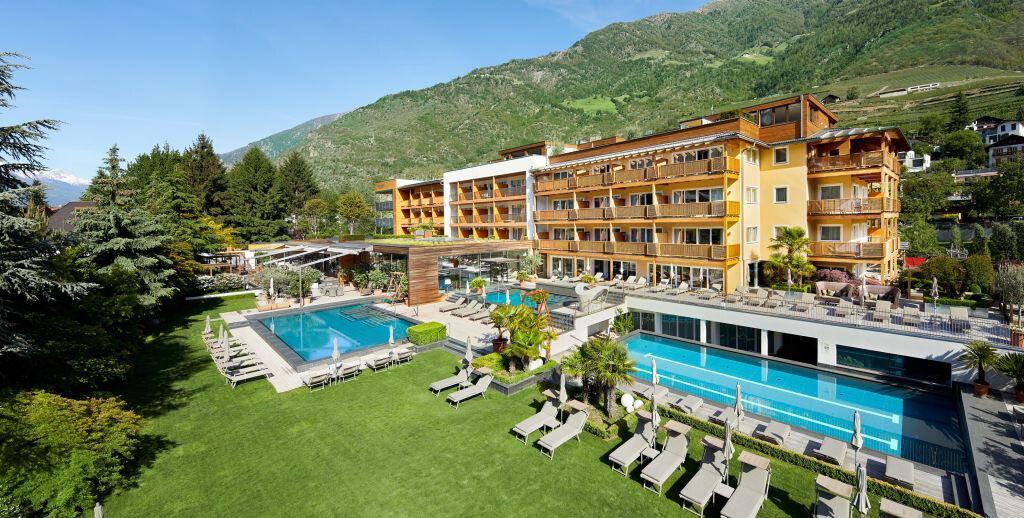 Die besten award hotels f r ihren wellnessurlaub 2017 for Designhotel wellness deutschland
