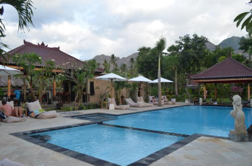 Booking - Tirta Sari Bungalows