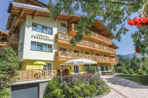 Booking - Hotel Oberdanner