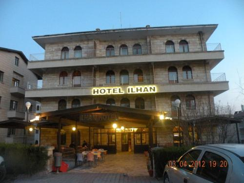 Booking - Otel Ilhan