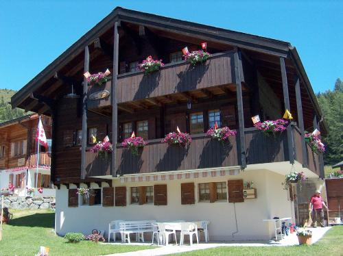 Booking - Chalet Marder