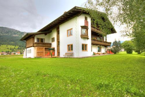 Booking - Apartments Tannheim